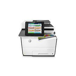 HP PageWide MFP 586z