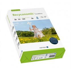 """Másolópapír, újrahasznosított, A4, 80 g, RECYCONOMIC """"Trend White"""""""