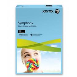 """Másolópapír, színes, A4, 80 g, XEROX """"Symphony"""", sötétkék (intenzív)"""
