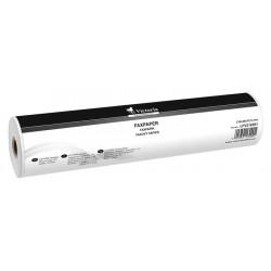 Faxpapír, 210 mm x 30 m x 12,5 mm, VICTORIA