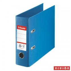 "Iratrendező, 75 mm, banki, PP, ESSELTE ""Standard"", Vivida kék"