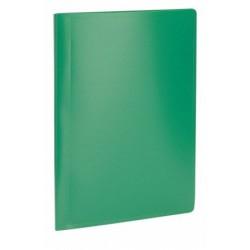 """Bemutatómappa, 10 zsebes, A4, VIQUEL """"Standard"""", zöld"""