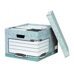 """Archiváló konténer, karton, nagy, """"BANKERS BOX"""