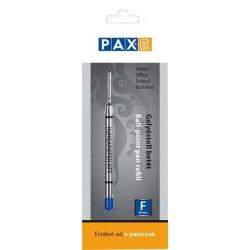 Golyóstollbetét, 0,8 mm, PAX, kék