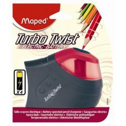 "Hegyező, elemes, MAPED ""Turbo Twist"""