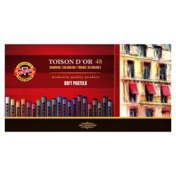 """Porkréta, KOH-I-NOOR """"Toison 8516/48"""", 48 különböző szín"""