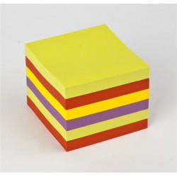 "Öntapadó jegyzettömb, ""Z"", 76x76 mm, 6x90 lap, 3M POSTIT, ""Super Sticky"", Marrakesh"
