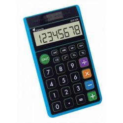 """Zsebszámológép, 8 számjegy, környezetbarát, VICTORIA """"GVZ-62K"""", kék"""