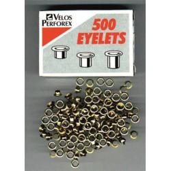 Lyukmegerősítő gyűrű, 4,7x3,2 mm, REXEL
