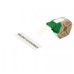 """Etikett, folyamatos, papír, öntapadó, 25 mm x 22 m, LEITZ """"Icon"""", fehér"""