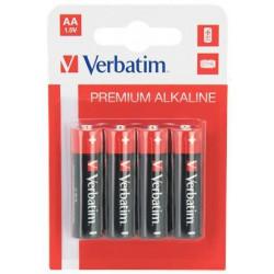 Elem, AA ceruza, 4 db, VERBATIM