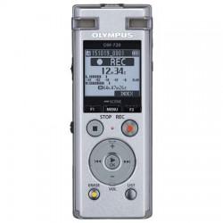 """Diktafon,digitális, 4GB memória, OLYMPUS, """" DM-720"""", ezüst"""