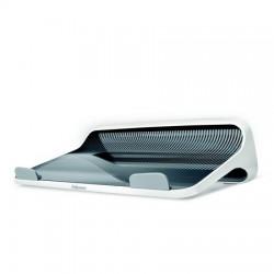 Laptop állvány, FELLOWES I-Spire Series™, fehér-grafitszürke