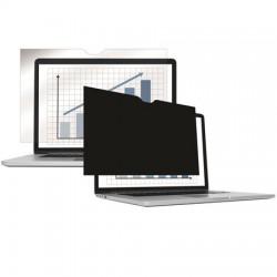 """Monitorszűrő, betekintésvédelemmel, 477x302 mm, 22"""", 16:10 FELLOWES PrivaScreen™, fekete"""