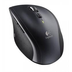 """Egér, vezeték nélküli, lézeres, normál méret, USB, LOGITECH """"M705 Marathon"""", fekete"""