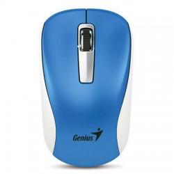 """Egér, vezeték nélküli, BlueEye, közepes méret, GENIUS """"NX-7010"""", kék"""