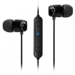 """Fülhallgató, mikrofon, SOUNDMAGIC """"E10BT"""", fekete"""