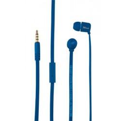 """Fülhallgató, mikrofon, TRUST """"Duga In-Ear"""", kék"""