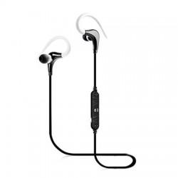 """Fülhallgató, mikrofon, vezeték nélküli, Bluetooth, sport kivitel, AWEI """"A890BL"""", fehér"""