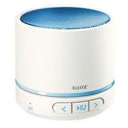 """Hangszóró, mini, hordozható, sztereó, Bluetooth, LEITZ """"Wow"""", kék"""
