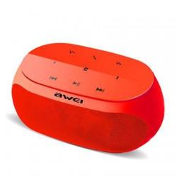 """Hangszóró, hordozható, vezeték nélküli, Bluetooth, AWEI """"Y200"""", piros"""