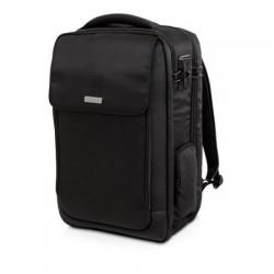 """Notebook táska, hátizsák, 17"""", KENSINGTON """"SecureTrek"""", fekete"""