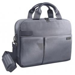 """Notebook táska, 13,3"""", LEITZ """"Complete Traveller"""", ezüst"""