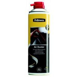 Sűrített levegős porpisztoly, HFC mentes, gyúlékony, 650 ml/400 ml, FELLOWES