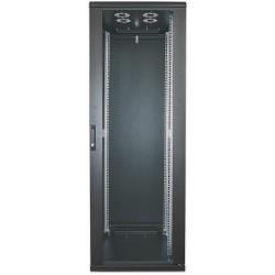 """Hálózati rackszekrény, 19"""", 22U, 1120x600x600 mm, INTELLINET, fekete"""
