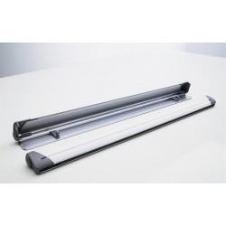 """Flipchart papír rögzítő, mágneses,70 cm-es, SMIT """"Flipover"""""""