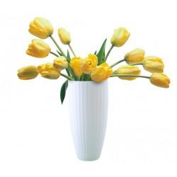 """Váza, porcelán, 24 cm, csokroknak, ROTBERG """"Kala A"""""""