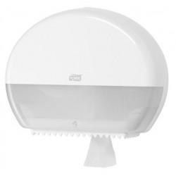 """Toalettpapír adagoló, T2 rendszer, TORK """"Mini jumbo"""", fehér"""