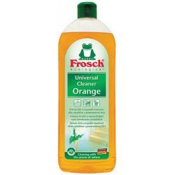 Általános tisztítószer, 750 ml, FROSCH, narancs