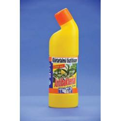 Antibakteriális gél, 0,75 l, lemon fresh