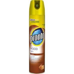 """Felülettisztító, spray, 0,25 l, PRONTO """"5in1 Classic Wood"""""""