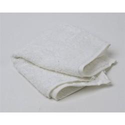 Pamut törölköző, 30x50 cm, fehér