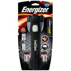 """Elemlámpa, LED, 4xAA, strapabíró, ENERGIZER """"Hardcase Pro"""", szürke-fekete"""