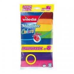"""Törlőkendő, mikroszállal, VILEDA """"Colors"""""""