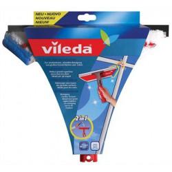 """Ablaktisztító, nyél nélkül, VILEDA """"2in1"""""""
