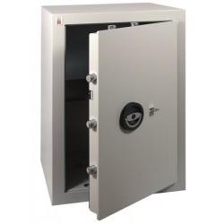 """Páncélszekrény, kulcsos zár, 65 l, 690x450x400 mm, """"Sistec EM4"""""""