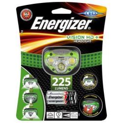 "Fejlámpa, 3 LED, 3xAAA, ENERGIZER ""Headlight Vision HD Plus"""