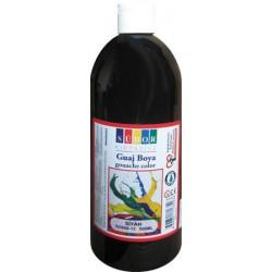 Tempera, 500 ml, Südor, fekete