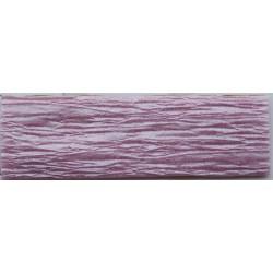 Krepp papír 50x200 cm, gyöngyház lilás rózsaszín