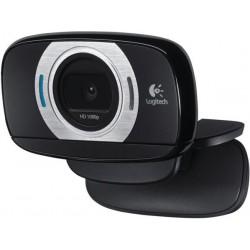 """Webkamera, beépített mikrofonnal, USB, LOGITECH, """"C615"""""""