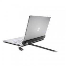 """Notebookzár, kulcszáras, kábellel, 13.5"""" Surface Book, KENSINGTON, """"Locking Bracket"""""""