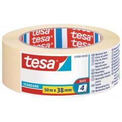 """Festő- és mázolószalag, 38 mm x 50 m, TESA """"Standard 5088"""""""