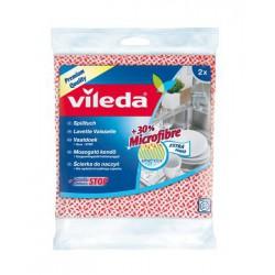 Mosogatáshoz és a konyhai felületek tisztántartásához, szagsemlegesítő hatású, 30 % mikroszállal a nagyobb tisztítóerőért