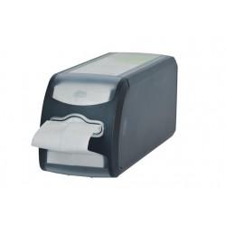 """Szalvéta adagoló, 14,3x12,1x32,6 cm, asztalra helyezhető, N14 rendszer, Signature line, TORK """"Xpressnap® Fit"""", fekete"""