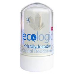 Dezodor, bio, kristály, 60 g, IECOLOGIC