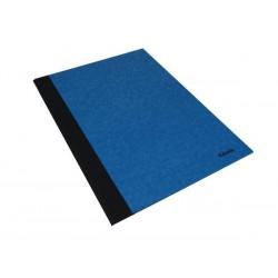 Rajzlaptartó gumis mappa, karton, A3, ESSELTE, kék